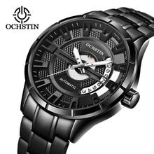 OCHSTIN למעלה יוקרה מותג אופנה אוטומטי מכאני שעונים גברים שעון Relogio Masculino ספורט עסקי שעוני יד זכר שעון