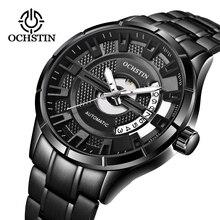 Relojes mecánicos automáticos de lujo de la mejor marca OCHSTIN, relojes para hombre, reloj de pulsera deportivo para negocios, reloj Masculino