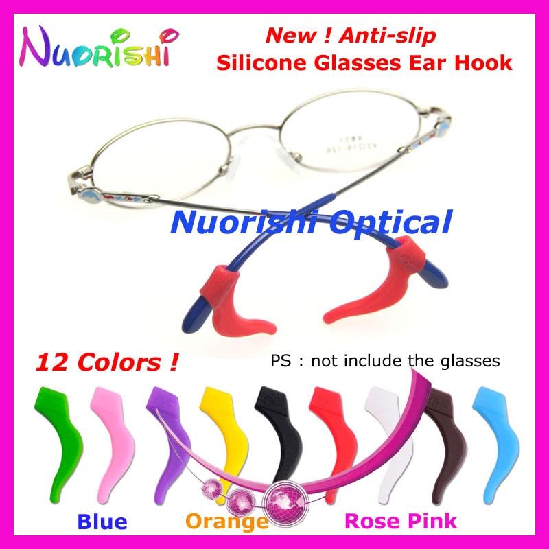 20 pares T2800 12 cores óculos de esportes Eyewear óculos óculos de  Silicone Anti Slip gancho do ouvido titular ponta templo frete grátis 07a755eb97