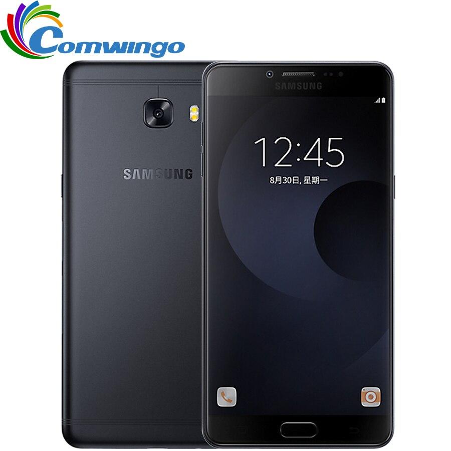2016 Unlocked Samsung Galaxy C9 Pro C9000 6GB RAM 64GB ROM 4G LTE mobile phone Octa