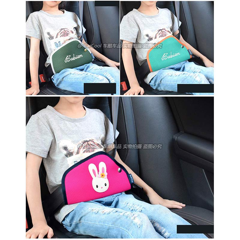 Baby Playpen Car Safety Belt Protect Shoulder Pad Adjust Vehicle Seat Cushion For Kids Baby Playpens Safety Barrier