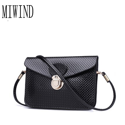 Luggage & Bags Sunny Women Mini Handbags Small Plaid Kniting Messenger Bags Female Crossbody Shoulder Bags Thin Clutch Purse Bag For Girl Tsl195 Making Things Convenient For Customers