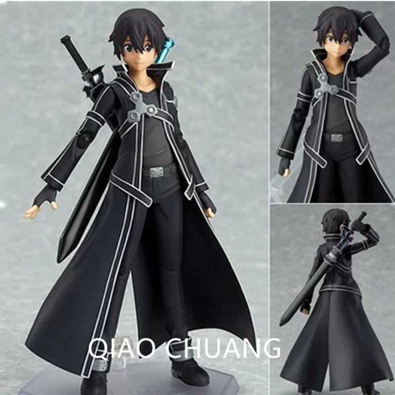 Japanese Manga Sword Art Online Online Game Player The Swordsman In Black #174 Kirigaya Kazuto #178 Yuuki Asuna #248 Kiriko G251 ...