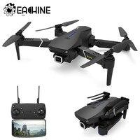 Eachine E520S GPS WIFI FPV con 4K/1080P HD Cámara gran angular 16 minutos tiempo de vuelo plegable RC Drone Quadcopter chico helicópteros