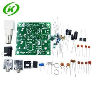 1 ensemble bricolage RADIO 40 M CW émetteur à ondes courtes QRP Pixie Kit récepteur 7.023-7.026 MHz émetteur à ondes courtes DC 9 V-14 V en Stock