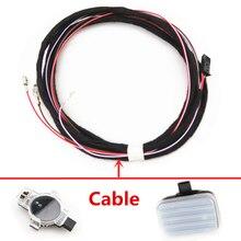 READXT Car Rain Sensor Humidity Light Sensor Cable Harness Plug For Passat B6 GOLF 6 7 MK7 Tiguan Seat TOLEDO A3 A5 A6 Q3 Q5 Q7 цена и фото
