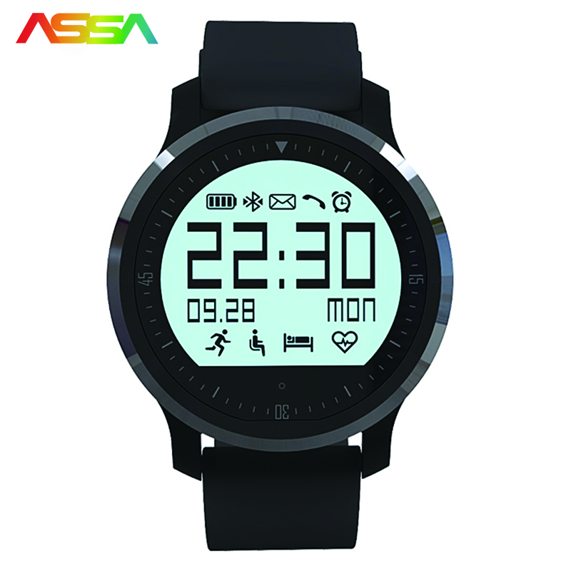 F68 Touch Screen Sport Smart Watch Fitness Heart Rate Monitor Health Smartwatch Bluetooth Waterproof Wristwatch for Android IOS