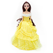 Hot Sale Pretty Princess Dolls Series of Movie Snow White Beauty Princess Baby Toys Best Gift for Girls