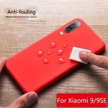 Soft Case for xiaomi Mi 9 Lite Case Luxury Bumper Liquid Silicone Phone Case for Xiaomi Mi 9 Xiaomi Mi9 SE Mi 9 Pro Case Cover clear cover case for xiaomi mi 9 mi9 se 9se case air cushion soft silicone tpu bumper shockproof luxury shell