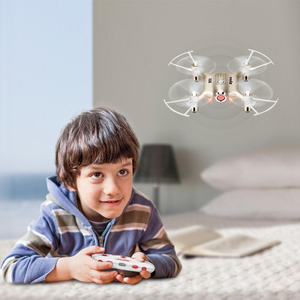Mushi SYMA x20 rcヘリコプターポケットquadcopterカメラなしリモートコントロール航空機の子供のおもちゃギフト
