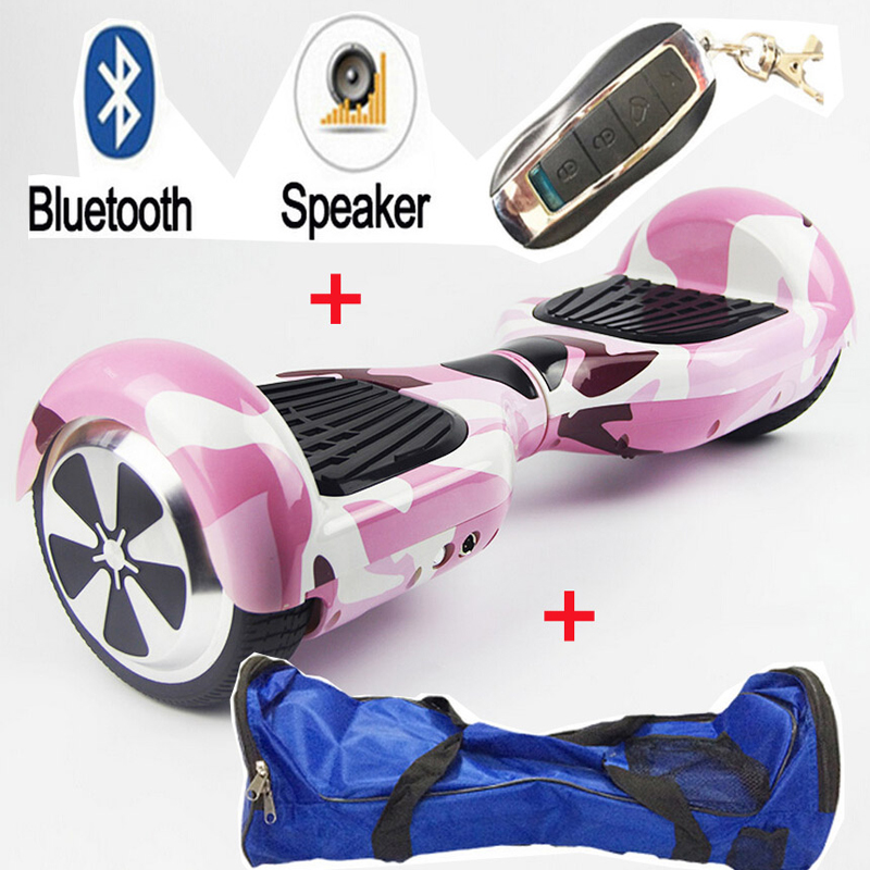 Hoverboard 6.5 Inch Self Balance Hoverboard Electrico Gyroscoot Electric Scooter Two Wheels Electric Hoverboards Skateboard