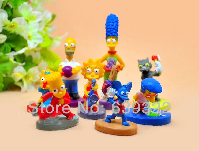 Online Buy Wholesale Simpsons Toys From China Simpsons