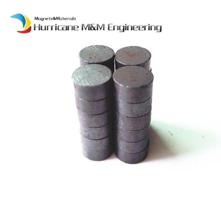 240pcs Ferrite Magnet Disc Diameter 9x4 mm grade C8 Ceramic Magnets for DIY Loud speaker Sound Box black board home use