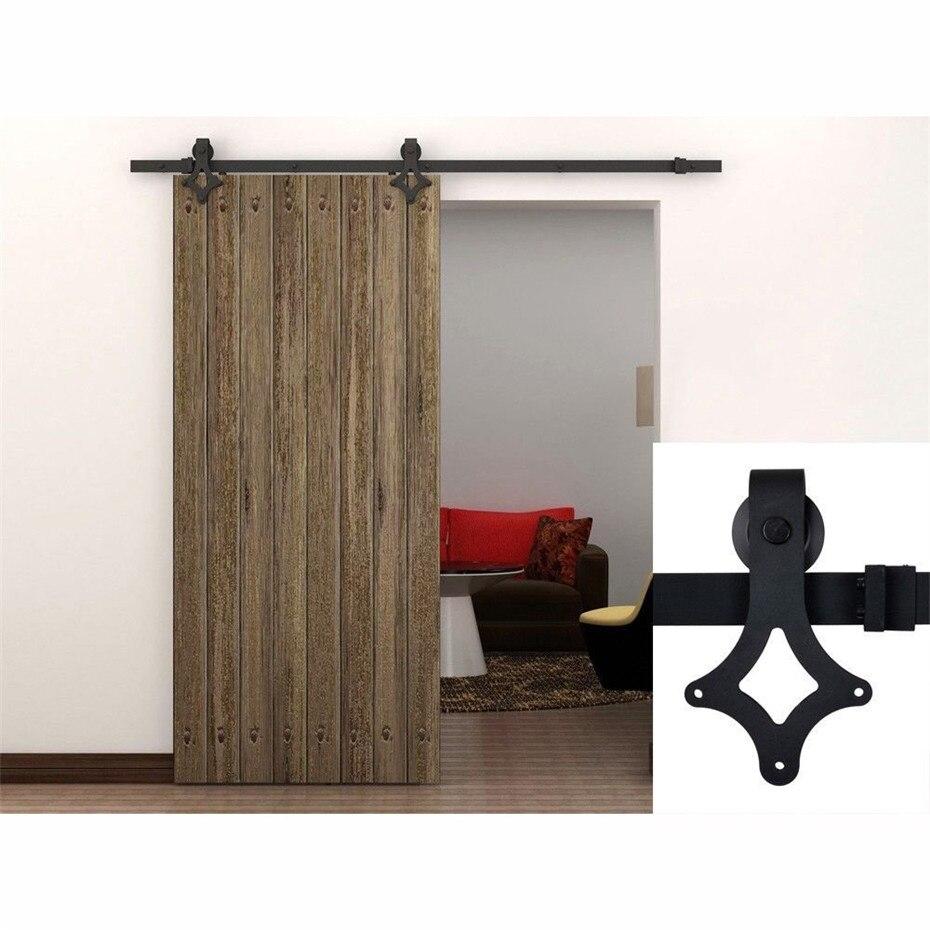 3 m 5 m haute qualite losange unique coulissante grange porte de placard en bois materiel rustique noir moderne coulissante grange quincaillerie de