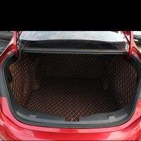 Tail Full Cover Trunk Pad Mat For Chevrolet Cruze Sedan 2009 10 11 12 13 1 2015 16 17 2018 AAB201