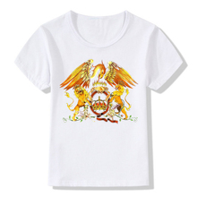 Queen – Freddie Mercury Boy & Girls T-shirt