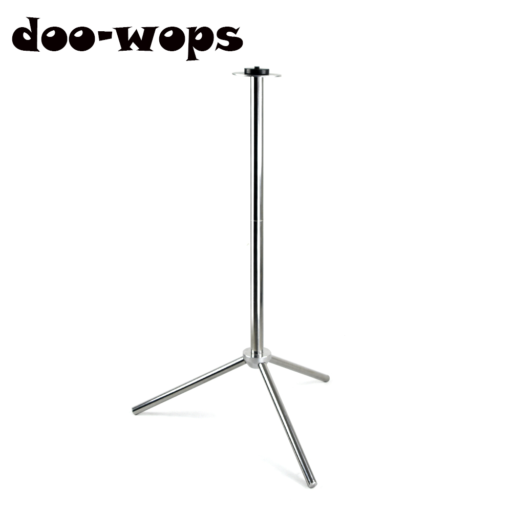 Stainless Steel Table Base CW With Connecter Magic Tricks Stage Accessories Gimmick Prop Magicians Used To