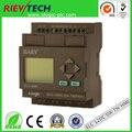 XLogic, controlador inteligente, controlador lógico programável, mini PLC ELC-12DC-DA-TN-HMI
