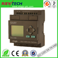 xLogic,intelligent controller, programmable logic controller,mini PLC ELC-12DC-DA-TN-HMI