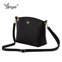 Повседневное небольшой императорская корона сумки цвета карамелек новые модные клатчи женские вечерние кошелек для женщин сумки через пле...