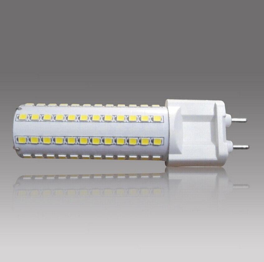<font><b>G12</b></font> 12 Вт AC90V-265V 108 <font><b>LED</b></font> 2835 SMD <font><b>LED</b></font> Лампочки Кукурузы Мощность энергосберегающие лампы белый, теплый белый