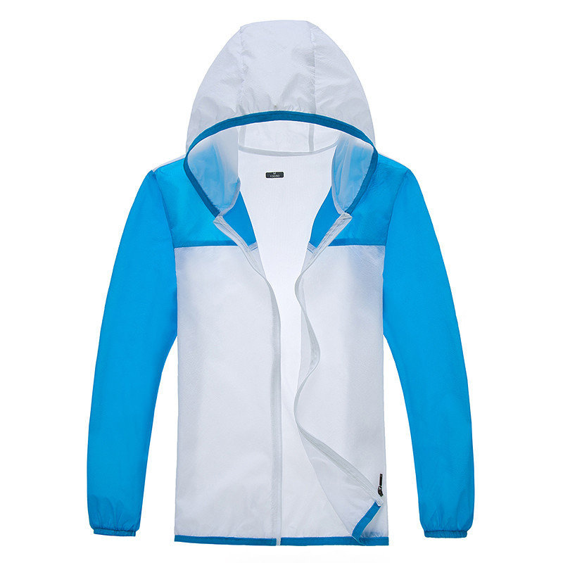 New Womens Ultra light Quick Dry Hoodie Anti-UV Outdoor Jacket Women Sports Beach Hiking Climbing Sunscreen Coat Trekking Coats
