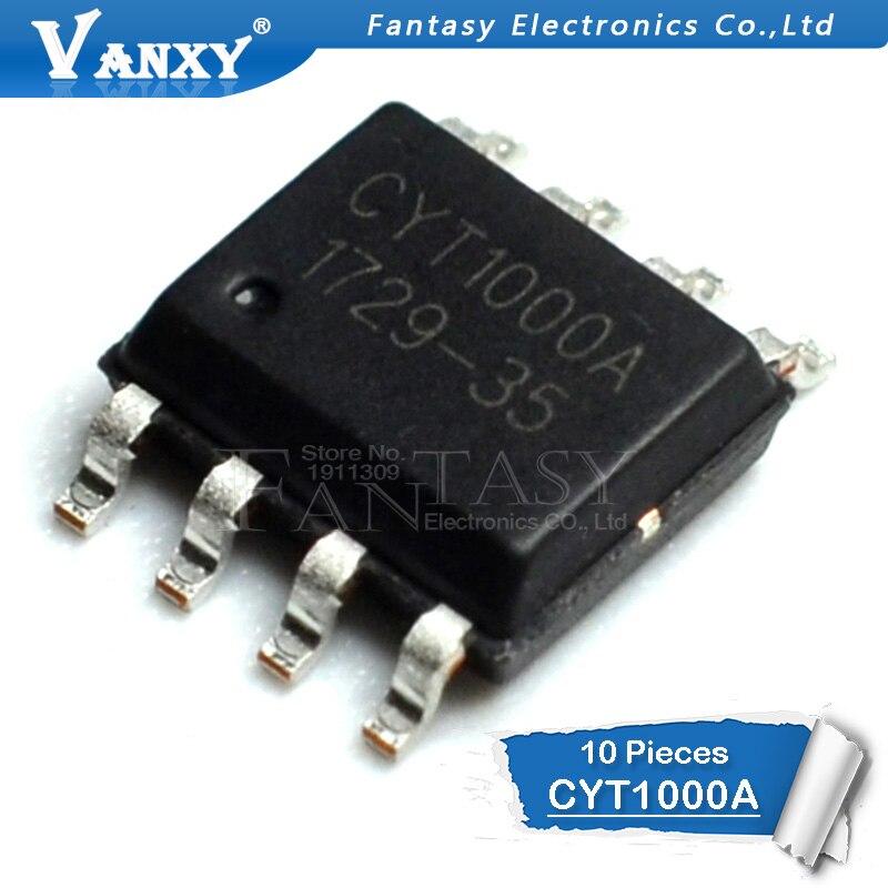 10PCS CYT1000A SOP8 CYT1000 SOP  CYT1000AE SOP-8 SMD