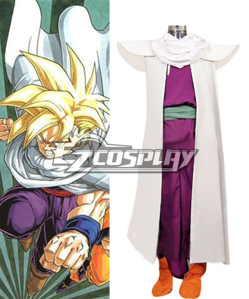 Dragon Ball Son Goten Cosplay Costume E001