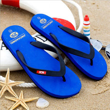Plus Größe 36-44 Flip Flops Herren Mode Strand Schuhe, liebhaber Pantoffel Gummisohle Sandalen Sommer Strand Männer Sandalen