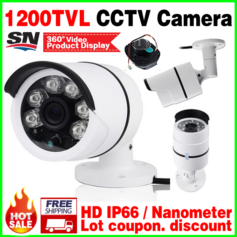 2017New Nanometer 1/3cmos 1200TVL ahdl Cctv HD Security Camera Waterproof ip66  IRCUT Infrared Night Vision 40m laser vidicon hd security cctv ahdl camera 1 3cmos 800 1200tvl video waterproof ip66 night vision ircut indoor dome surveillance 48led upgrade