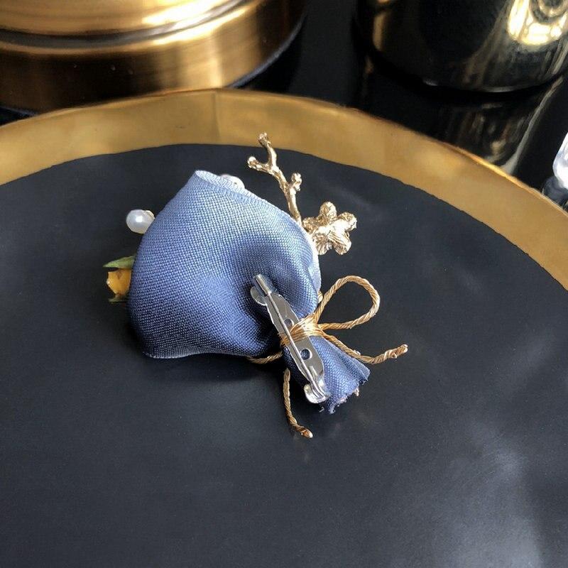 doce da pérola Broche pin preservada subiu
