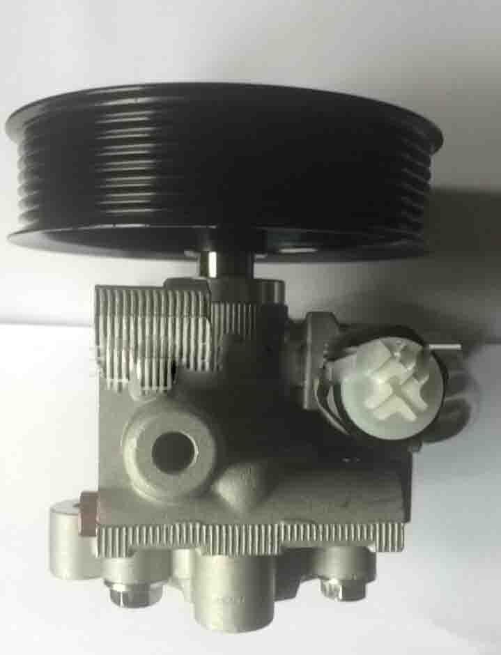 New Power Steering Pump LR009817 For Land Rover Defender 07 LD90-15 SUV 2.4 TD4 power steering pump for land rover defender 90 2007 lr009817 lr031518