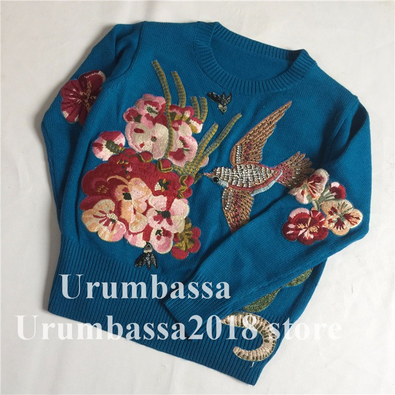High quality diamonds sweaters Fashion women