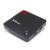 X9PRO S905X X9 PRO Amlogic Box TV 4 K Android 6.0 64 Bit VP9 Decodificação 1 GB DDR3 de 8 GB eMMC Set Top Box 2.4 GHz WiFi Mídia jogador