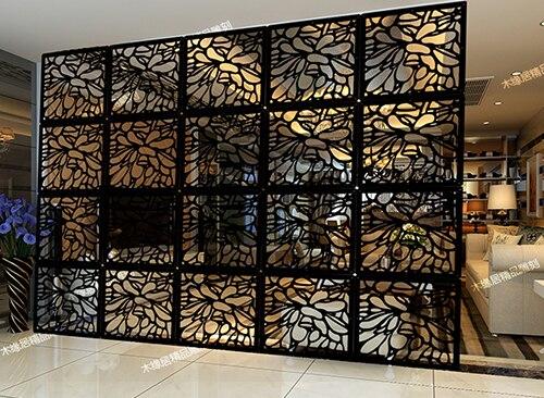 Plans to customize Wooden Room divider Hanging Room Divider