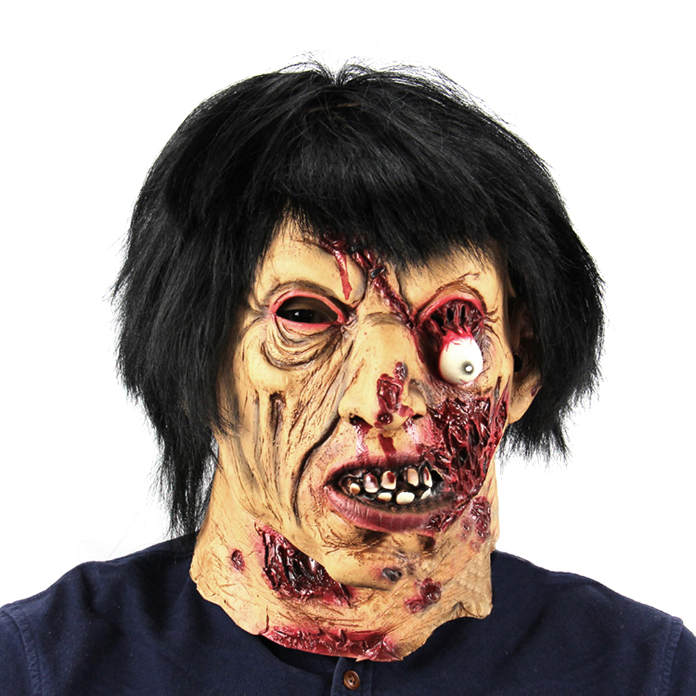 Popular Scary Scream Mask Costume-Buy Cheap Scary Scream Mask ...