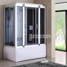 K-70 интегрированная многофункциональная Паровая душевая комната бытовая Паровая ванная душевая комната прямоугольная ванна для серфинга ванная комната 220 В