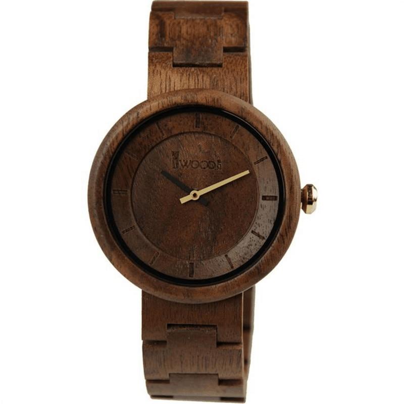 REDEAR910 all bamboo material luxury men s font b watch b font font b watch b