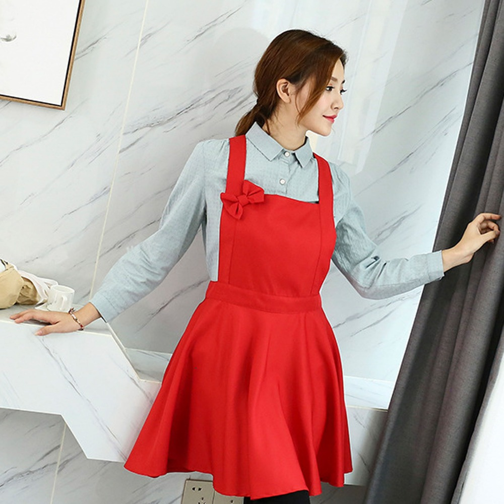 Bow tie Waterproof Kitchen Cooking Apron Fashion Novelty Gown BBQ Kitchen Party Apron Naked Women Cleaning Apron avental cocina Оптовая торговля