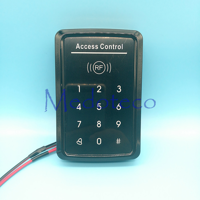 wiegand 26 input & Output Door Access Control 125khz Rfid access control system with touch keypad wiegand 26 input