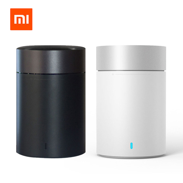 US $30 65 24% OFF|Original Xiaomi Bluetooth Speaker Version 2 Cannon  TYMPHANY Wireless Speakers Music MP3 Player Bluetooth 4 1 1200mAh  Battery-in