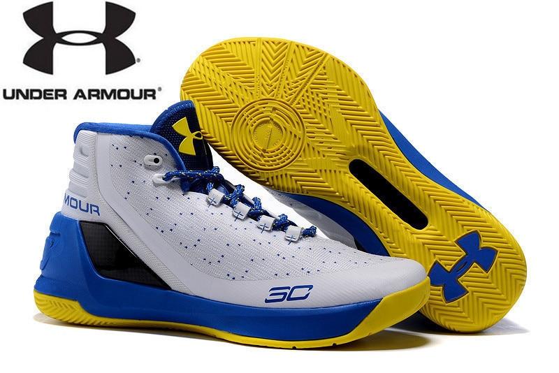 Grosir Asli Under Armour Curry V3 Sepatu Basket be6a29b842