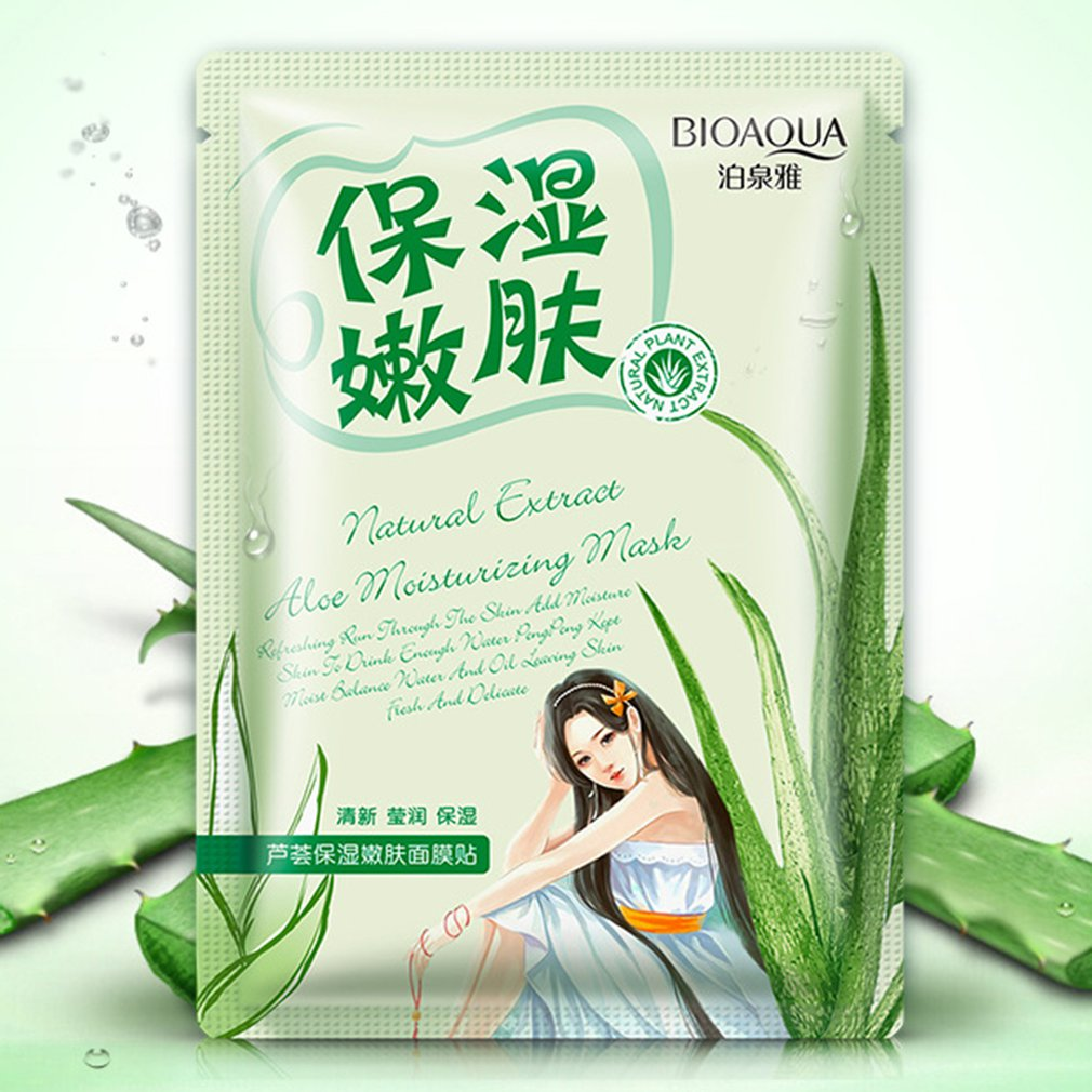 Hyaluronic Acid Facial Mask for Face Mask Skin Care Moisturizing Brightening Nourishing