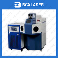 fiber laser welding machine 200w vertical design jewelry welding machine good price