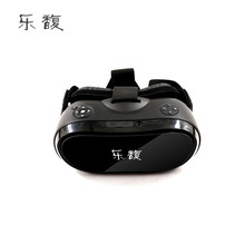 Фотография VR All-in-one Virtual Reality Headset 3D Glasses 1080P 5.5Inch IPS 108 FOV WiFi Bluetooth 4.0 w /USB port TF Slot For Adult