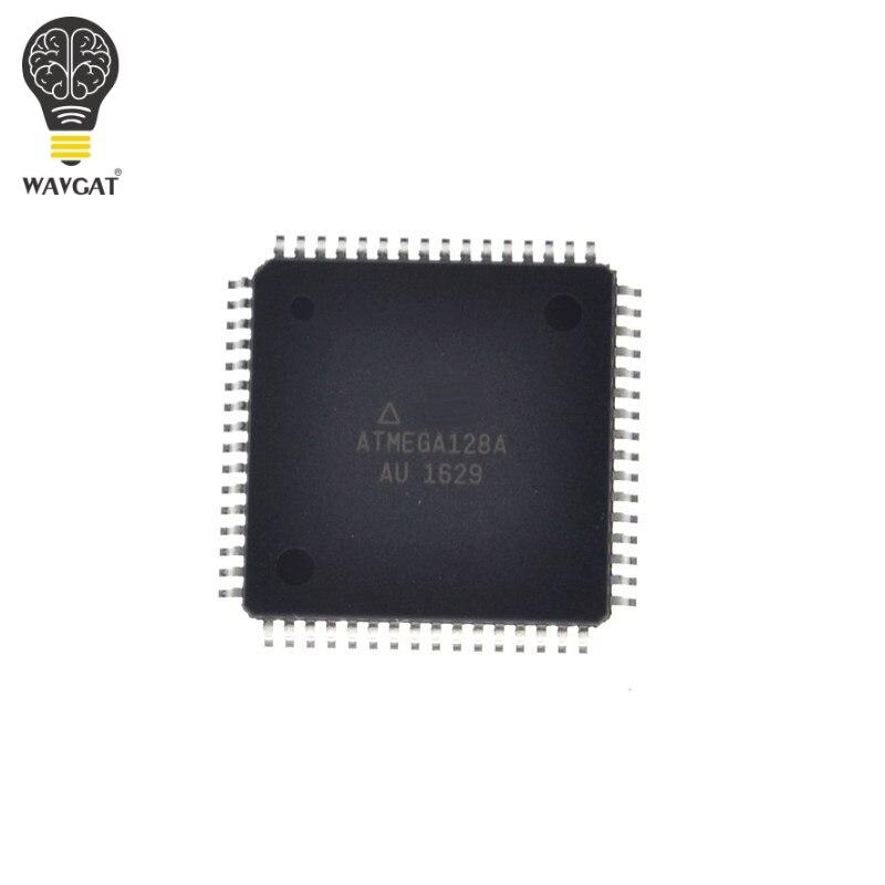 Darmowa wysyłka ATMEGA128A-AU ATMEGA128A ATMEGA128 8-bitowy mikrokontroler z 128 K bajtów w systemie programowalna lampa błyskowa