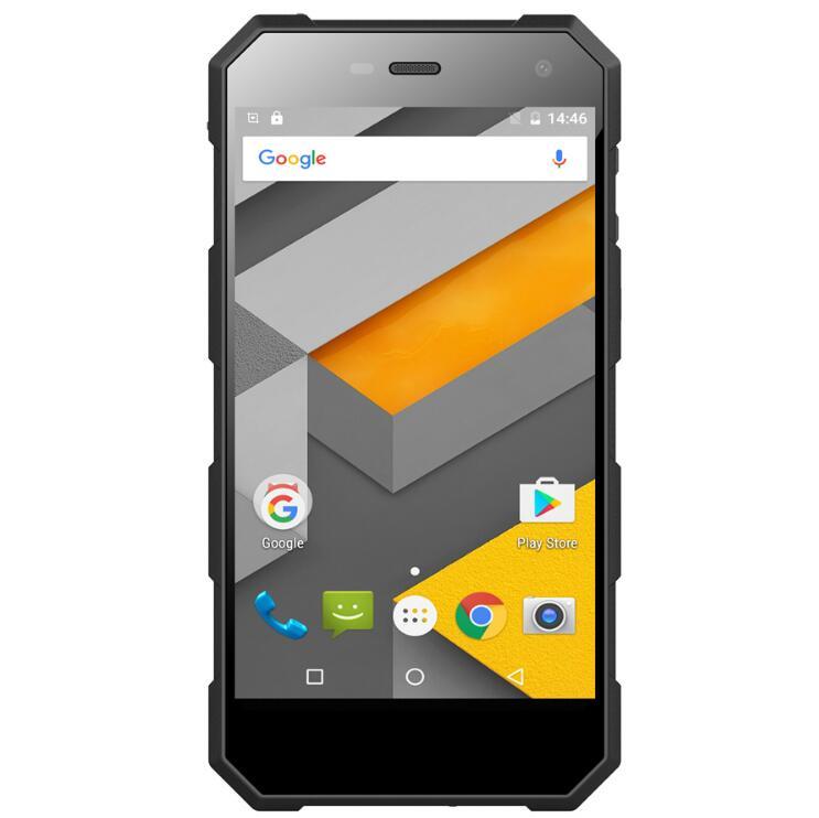 Flash Affaire Nomu S10 2 gb 16 gb IP68 Étanche antichoc Mobile Téléphone 5.0 HD MT6737T Quad Core 8MP android 7.0 OTG 5000 mah