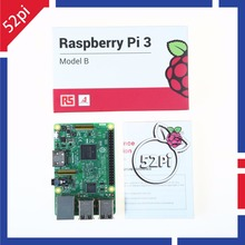 Cheapest prices UK Made Raspberry Pi 3 Model B 1GB 1.2GHz 64bit Quad-Core CPU WiFi & Bluetooth Raspberry Pi 3 Board RS Version