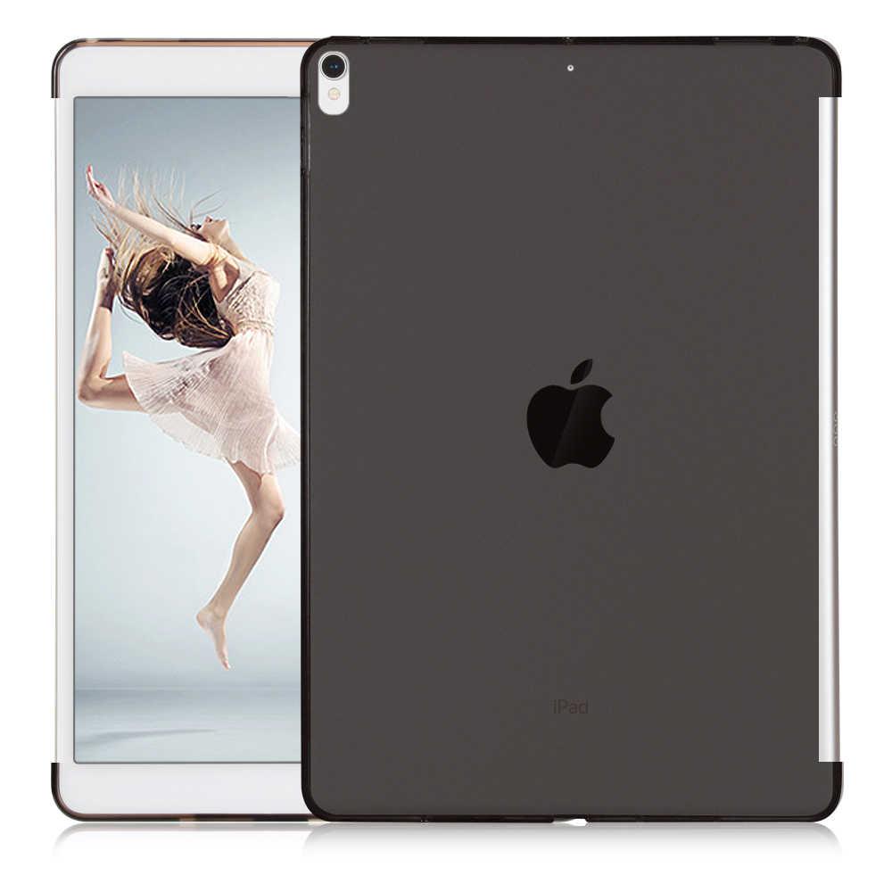 עבור ipad אוויר 3 2019 כיסוי, עבור ipad פרו 10.5 אינץ מקרה Ultra Slim רך TPU מקרה עבור ipad 10.5, חזרה כיסוי עבור ipad 10.5 2019