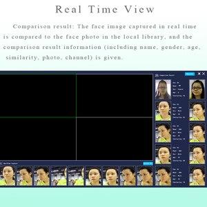Image 3 - Gesicht Anerkennung NVR 8 CH P2P IP Video Recorder Unterstützt H.265 264 Onvif 1HDMI + 1VGA Smart Video Analyse für IP Kamera CCTV NVR